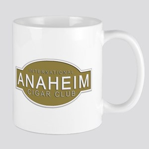 Anaheim Cigar Club Mugs